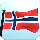 Bouvet Island Flag 3D Free