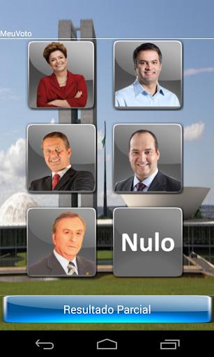 Eleições 2014 - Meu voto