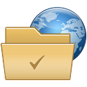 Android File Share logo