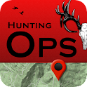 Hunting Ops- GPS Hunting App icon