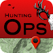 Hunting Ops GPS icon