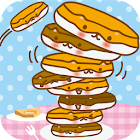 Lovely Pancakes-Hot ham Tower icon