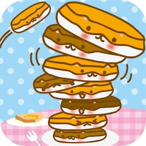 Lovely Pancakes-Hot ham Tower for PC and MAC