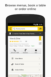 YP - Yellow Pages local search Screenshot 11