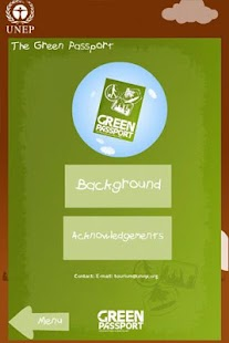 Green Passport - screenshot thumbnail