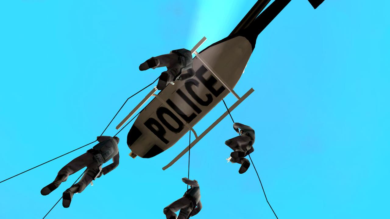Grand Theft Auto: San Andreas screenshot #2