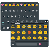 Emoji Keyboard-Emoticons,Smart