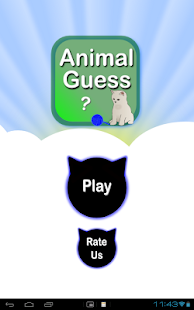 Animal Guess