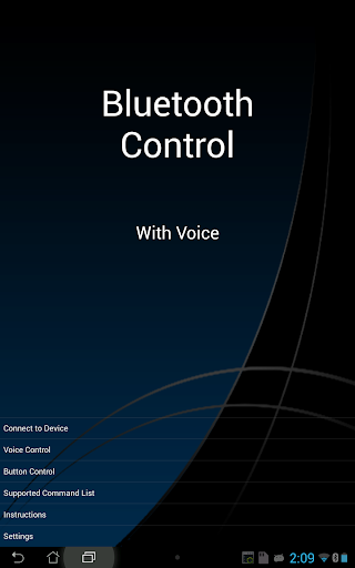 Bluetooth Control With Voice