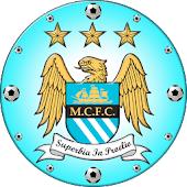 Manchester City Clock Widget