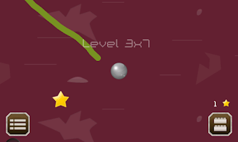 Screenshot of Balls Rider
