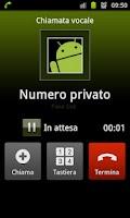 Screenshot of Fake - Call