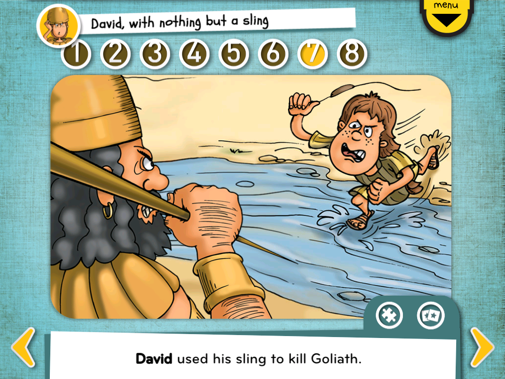 Bible Adventures for Kids- screenshot