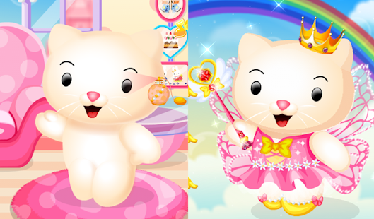 Fairy kitty pet spa app app for A perfect pet salon