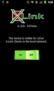 X-Link - screenshot thumbnail