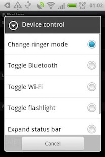 F-Button for HTC ChaCha- screenshot thumbnail