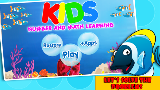 Kids Number and Math Learning