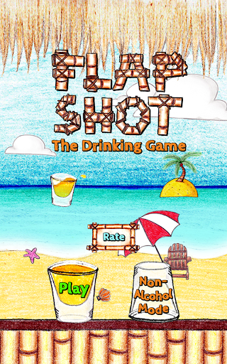 Flap Shot - The Drinking Game