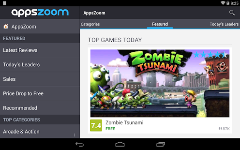 AppsZoom: Apps Discoverer - screenshot thumbnail