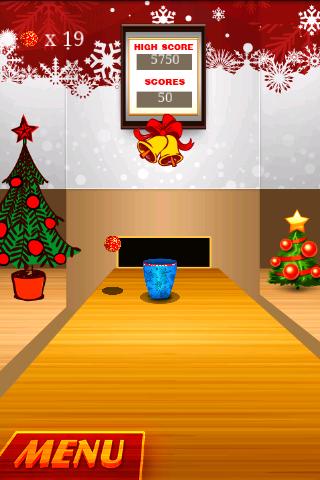 Christmas Toss