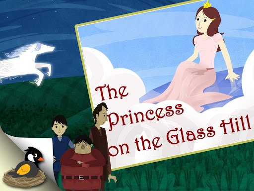 The Princess on the Glass Hill