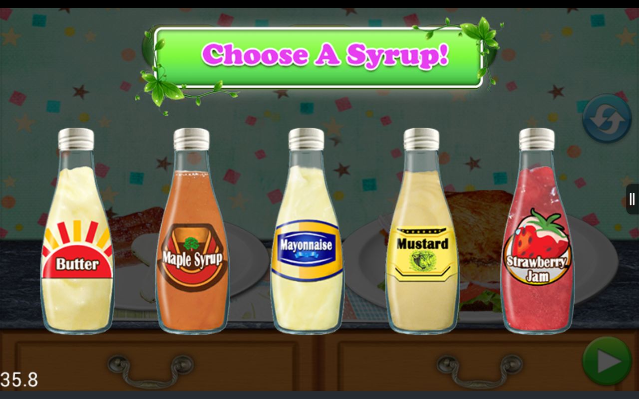 Breakfast Food Maker!- screenshot