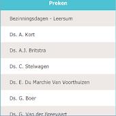 prekenapp - dewoesteweg.nl