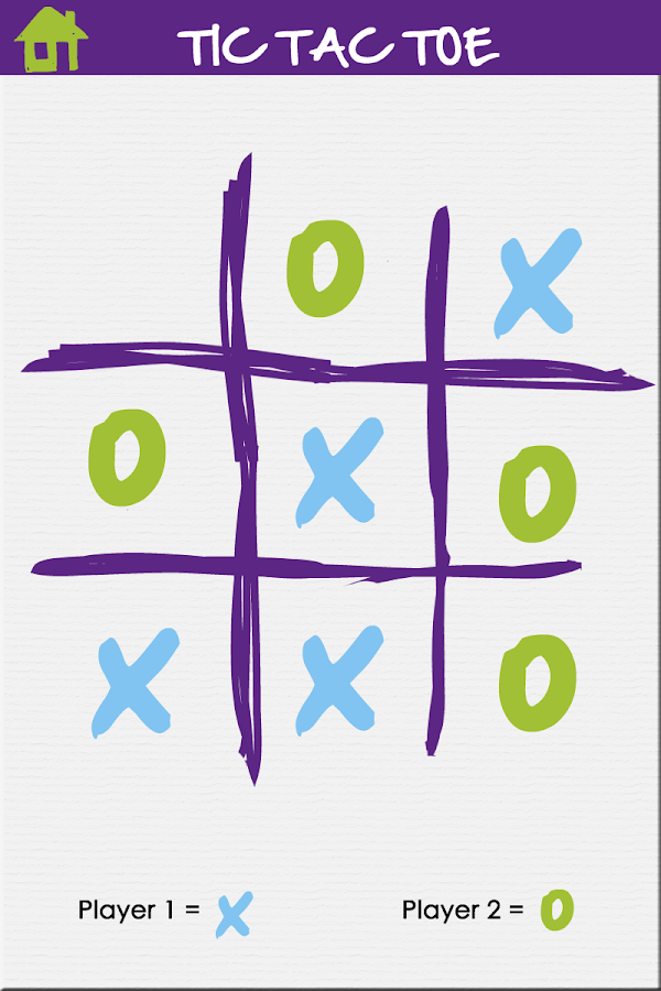 childrens tic tac toe 2 player