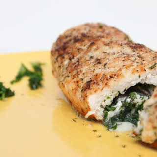 Butter-Stuffed Chicken Kiev.