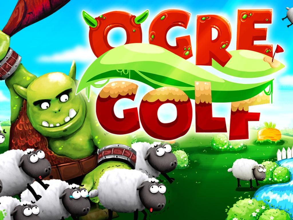 Ogre Golf- screenshot