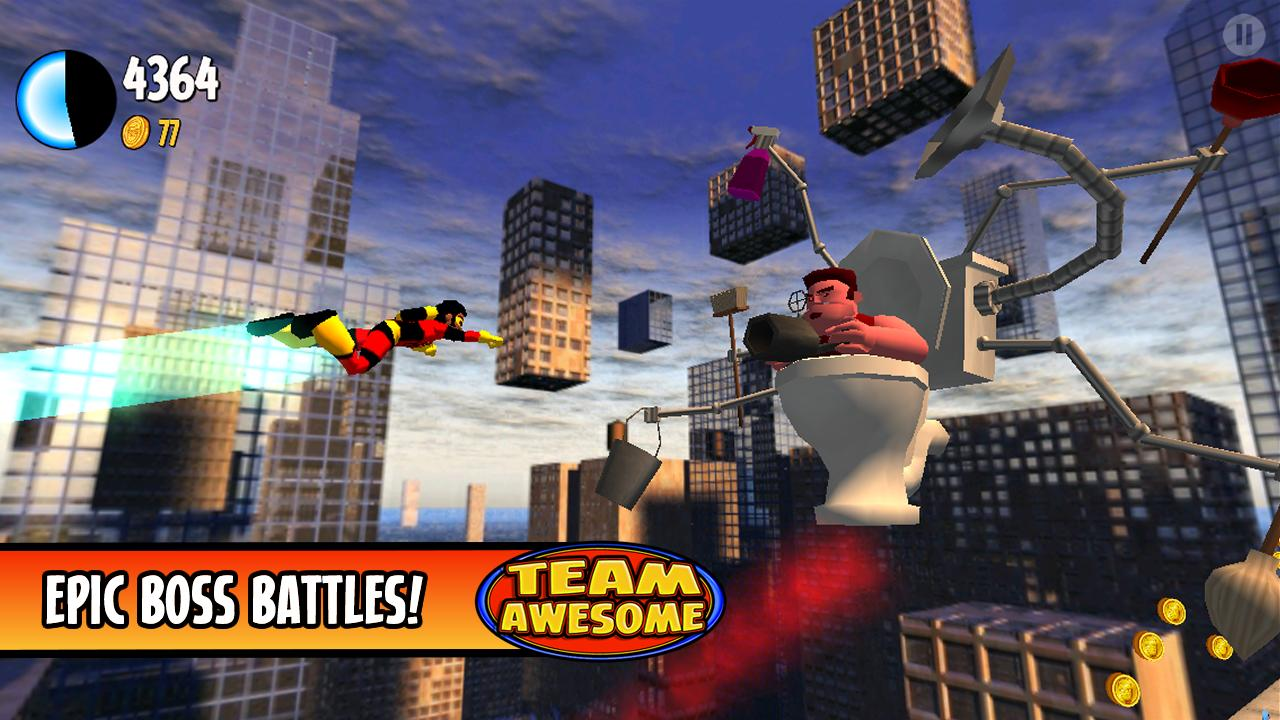 Team Awesome Free - screenshot