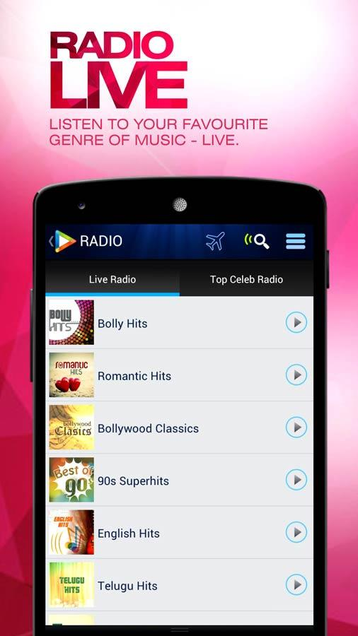 Hungama Music: Bollywood Songs - screenshot