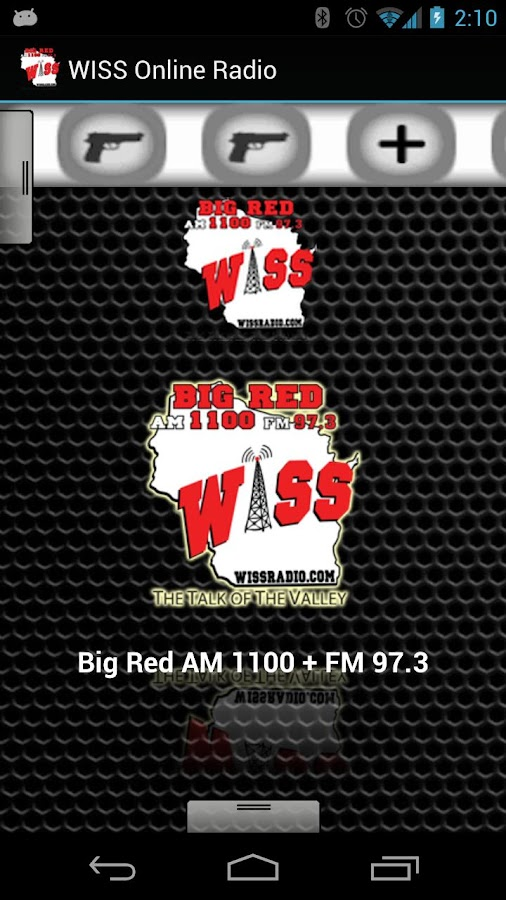 WISS Online Radio - screenshot