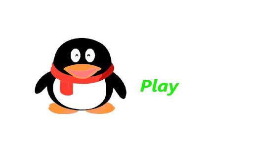 Penguin Love Fruit