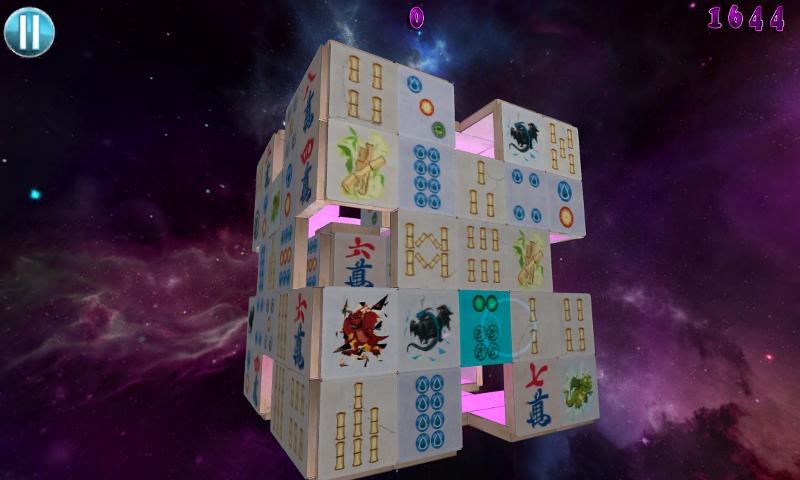 Mahjong Deluxe 2- screenshot