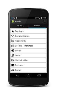 AppMin - The App Administrator- screenshot thumbnail