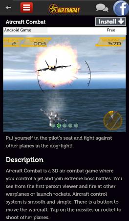 Air Combat Games 1.0 screenshot 68092