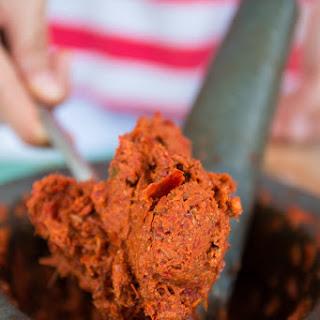 Authentic Thai Red Curry Paste Recipe (พริกแกงเผ็ด Prik Gaeng Ped)