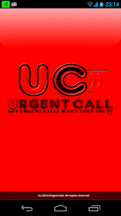 Urgent Call  Emergency Service- screenshot thumbnail