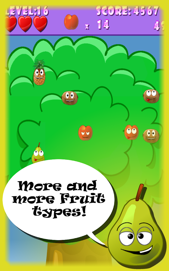 Fruit Harvest- screenshot