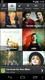 PlayerPro Music Player Screenshot 3