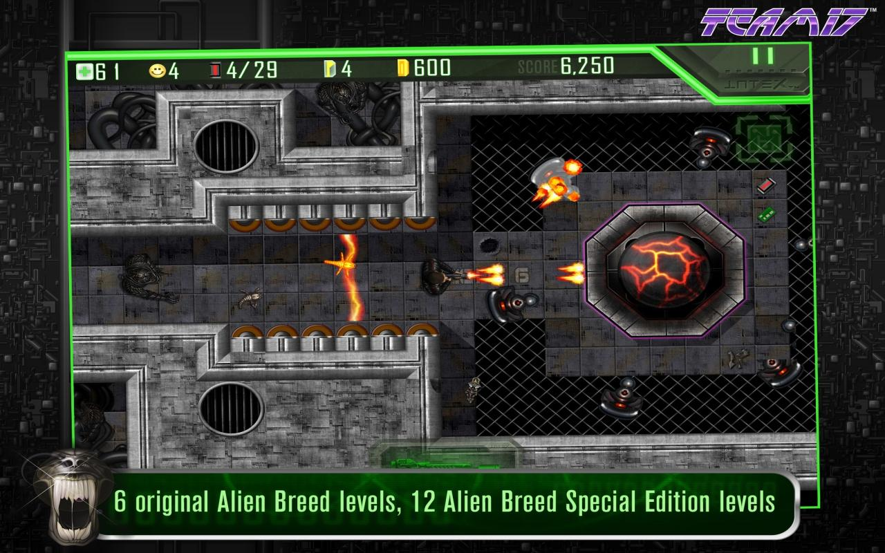 Alien Breed- screenshot