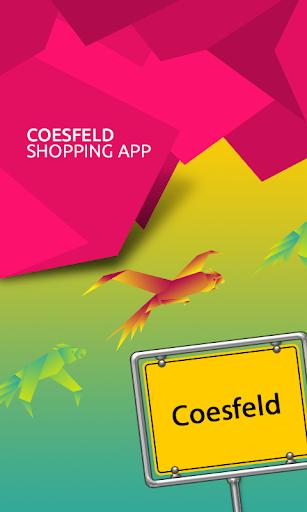Coesfeld Shopping App