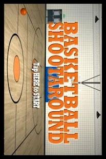 Basketball ShootAround 3D - screenshot thumbnail