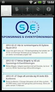 Sponsrings & Eventföreningen– miniatyr av skärmdump