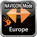 NAVIGON Europe MODE icon