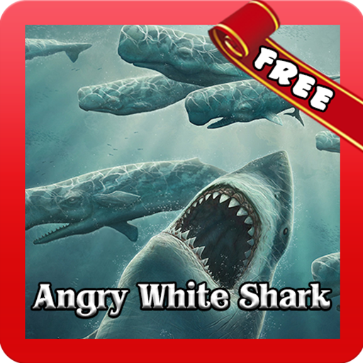 Official White Shark Attack LOGO-APP點子
