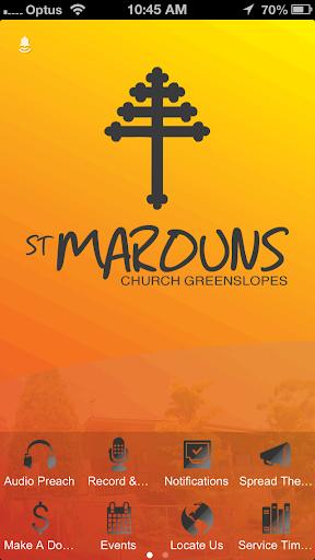 St Maroun's Church Brisbane
