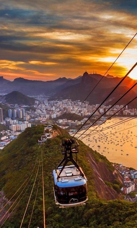 Brazil Live Wallpaper - screenshot