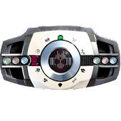 KR Decade Henshin Belt